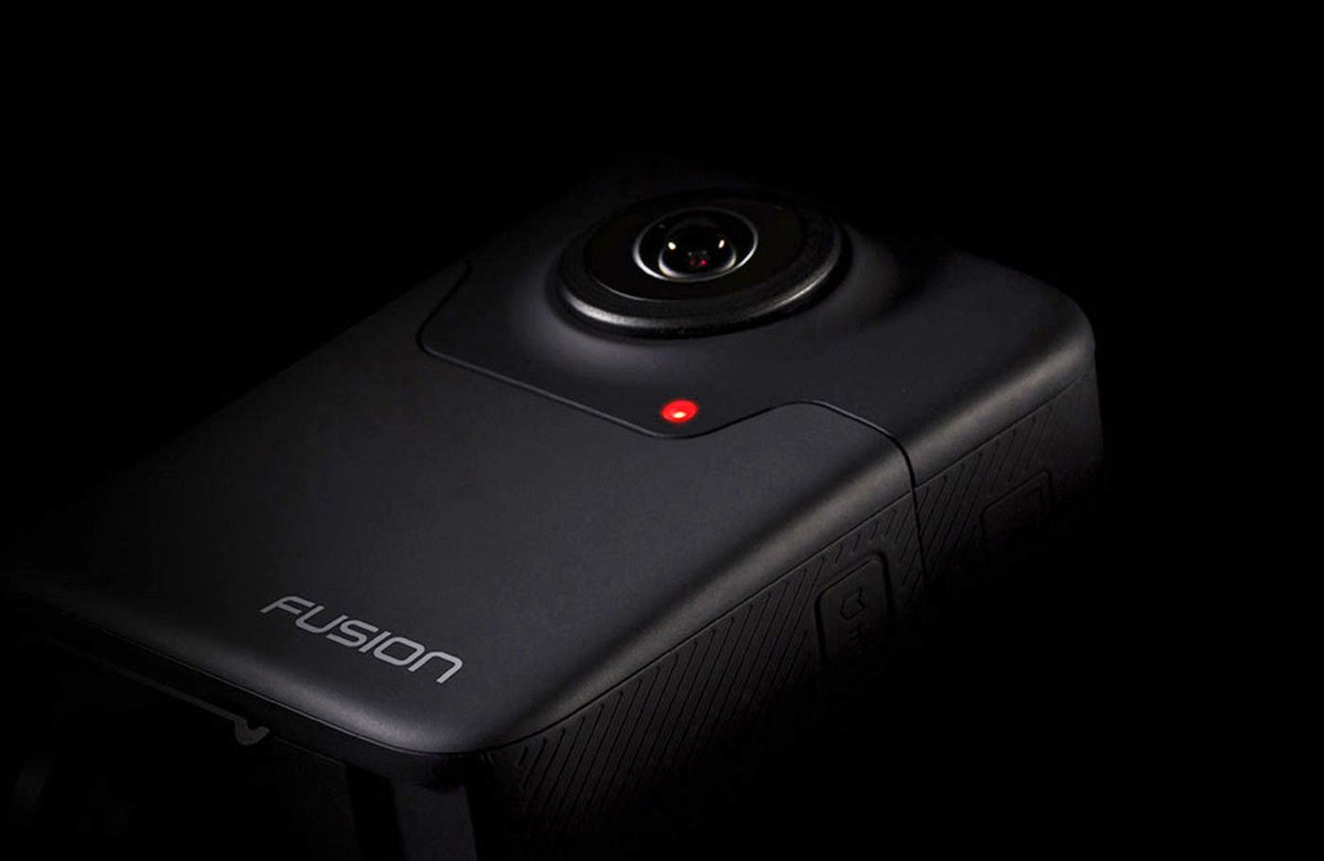 GoPro Unveils New Fusion 360 Action Camera