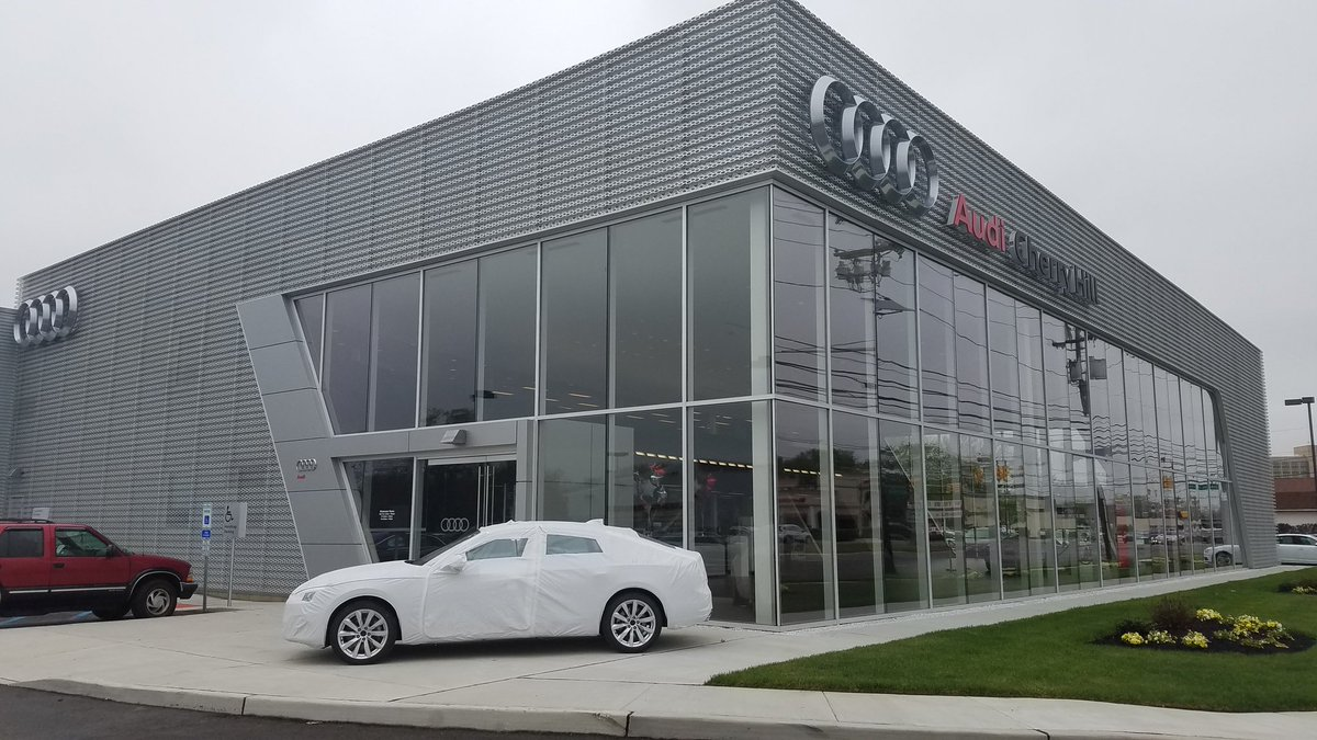 Audi Cherry Hill >> Cherry Hill Audi On Twitter It Has Arrived All New