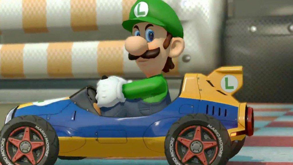 My Nintendo News On Twitter Uk Free Luigi Death Stare T