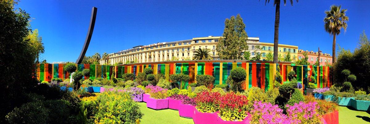 #festivaldesjardins in #Nice06 #france #garden #festival @Nice_Tourisme @VisitCotedazur #no shortage of #colour here #love #beautiful<br>http://pic.twitter.com/opuVo2BGIg