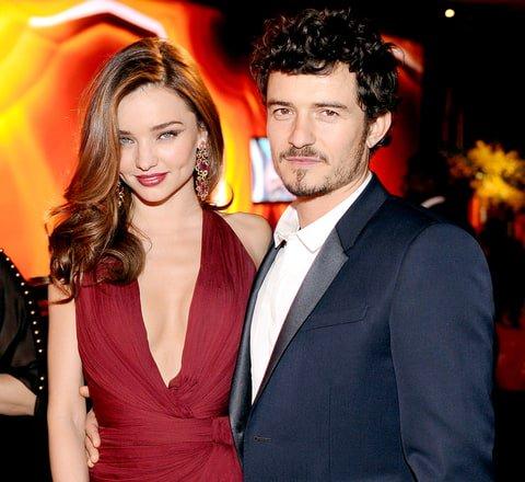 Orlando Bloom Wishes \Amazing\ Ex-Wife Miranda Kerr Happy Birthday -