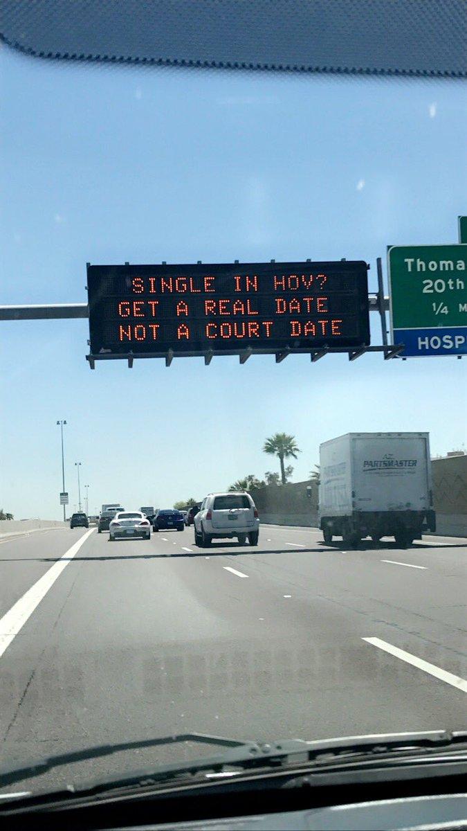 thx for the reminder for us single ppl Arizona 👍🏼