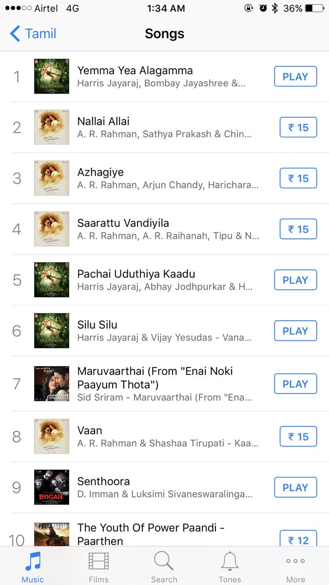 Already topping the charts #No.1 #Vanamagan<br>http://pic.twitter.com/Rwhd1l9chT