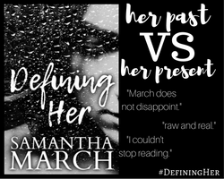 #FridayReads Recommendation: my fifth novel DEFINING HER-edgy women&#39;s fiction with a shocking ending! #mustread #TBR  http:// amzn.to/2oydkfj  &nbsp;  <br>http://pic.twitter.com/k7ME8PrXQt