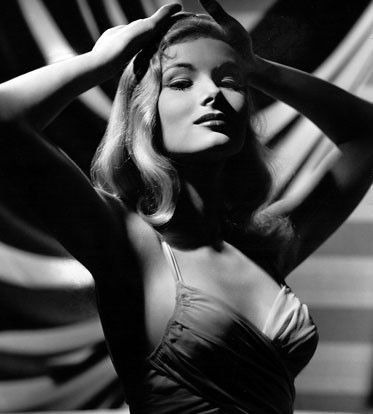 Loews Jersey On Twitter Film Noir Is Hot And Cold Veronica Lake