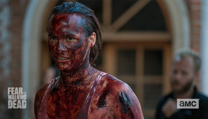 It\s a bloody good day for Frank Dillane! Happy birthday!