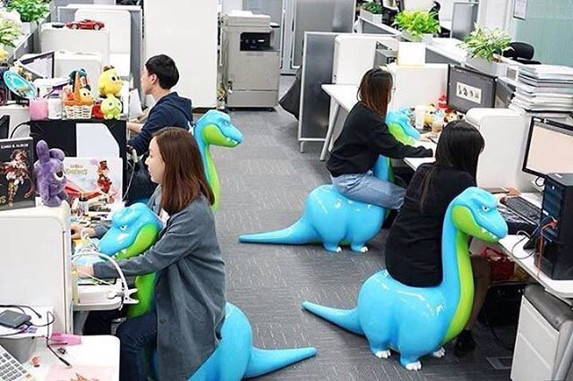 This Japanese office: more awesome than your office https://t.co/kVEsknCN3v