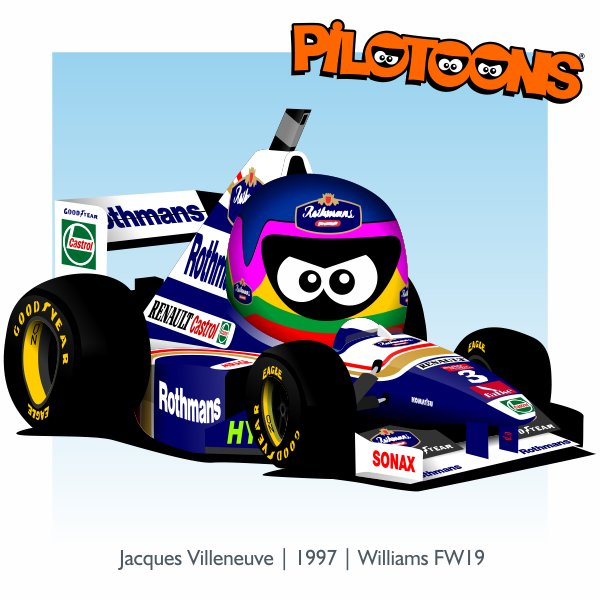 Happy Bday Jacques Villeneuve