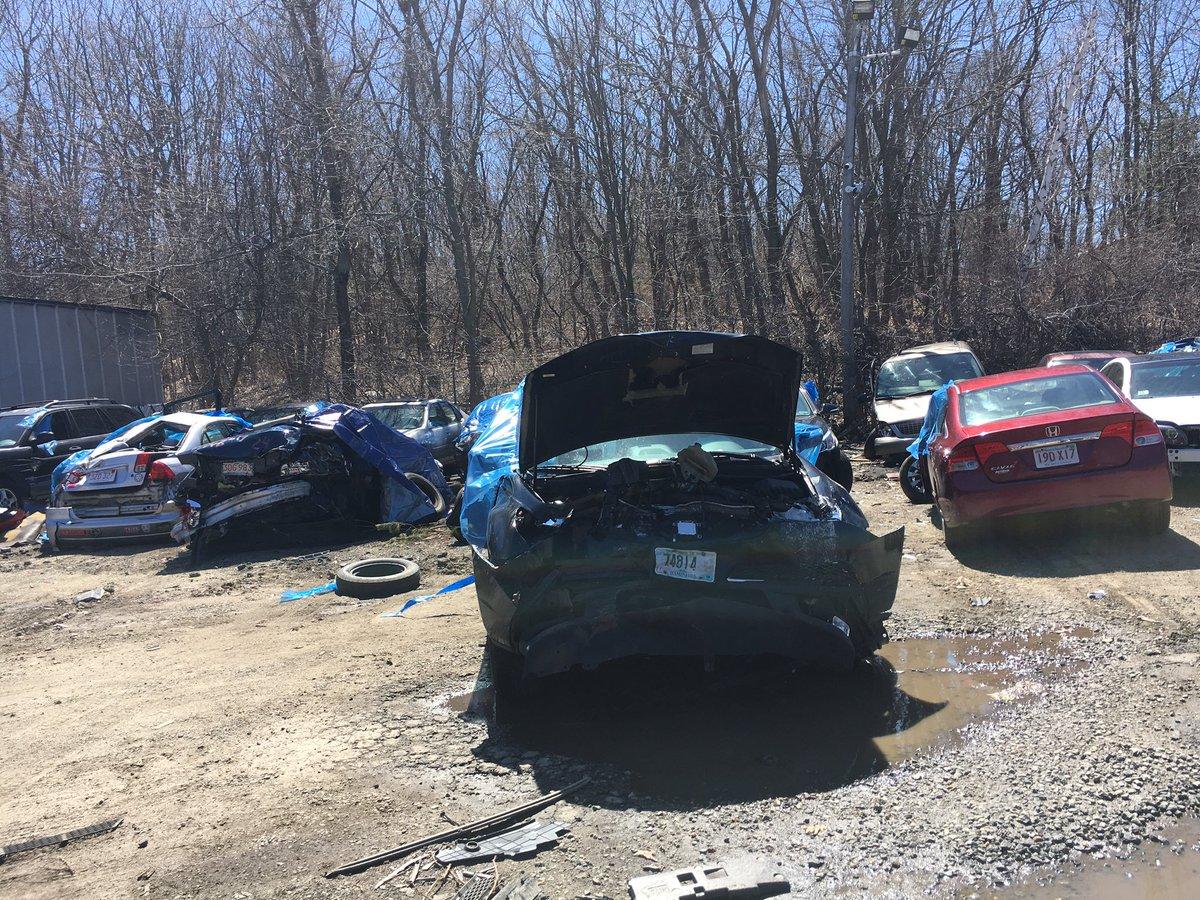 BMW hit SUV police Boxford fatal crash tied night Emotional
