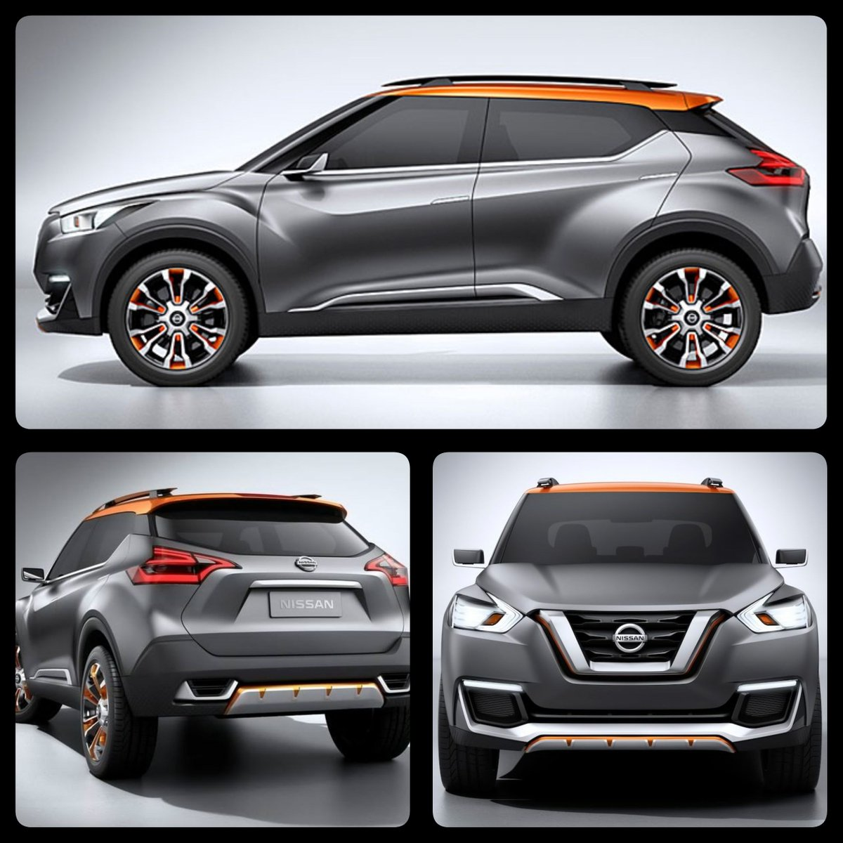Nik J Miles On Twitter Nissan India Planning Subcompact Suv 2018 Kicks With 30k Units For Domestic Plans To Export 20k 1st Year Of
