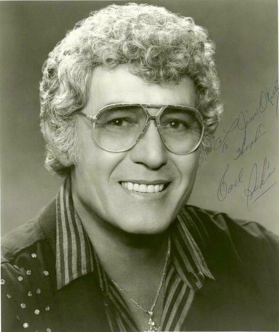 Happy Birthday & RIP Carl Perkins ... Song of the day ... Blue Suede Shoes ...