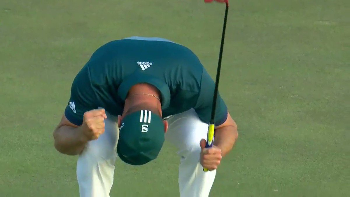 .@TheSergioGarcia forever a major champion! #theMasters https://t.co/8BR0vJG2vA