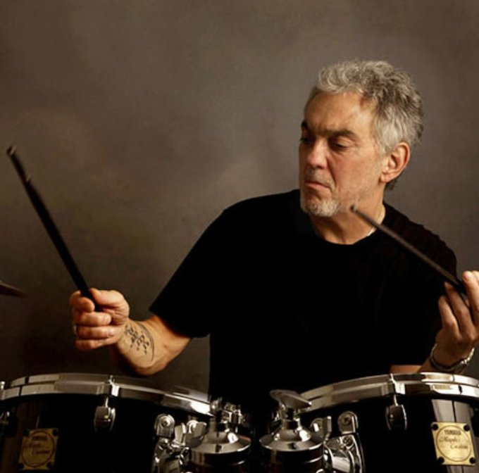 Happy Birthday Mr. Steve Gadd. 72 never looked so groovy.