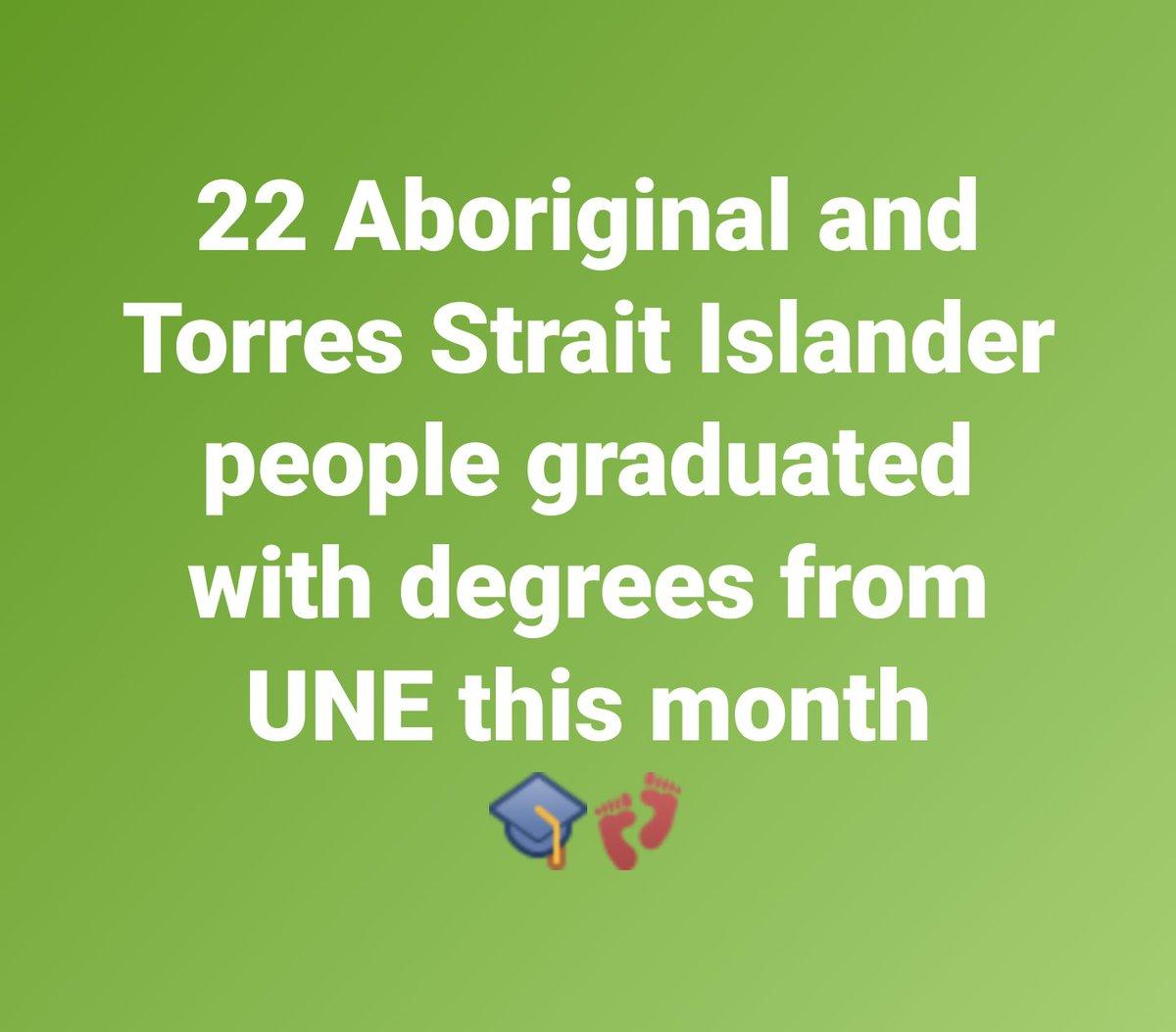 Good news everyone #IndigenousX #UNE #Aboriginal #Koori #Murri #Indigenous #HigherEd #IndigenousEducation #University #WIPCE #deadly #Oorala<br>http://pic.twitter.com/oafaVwpL2m
