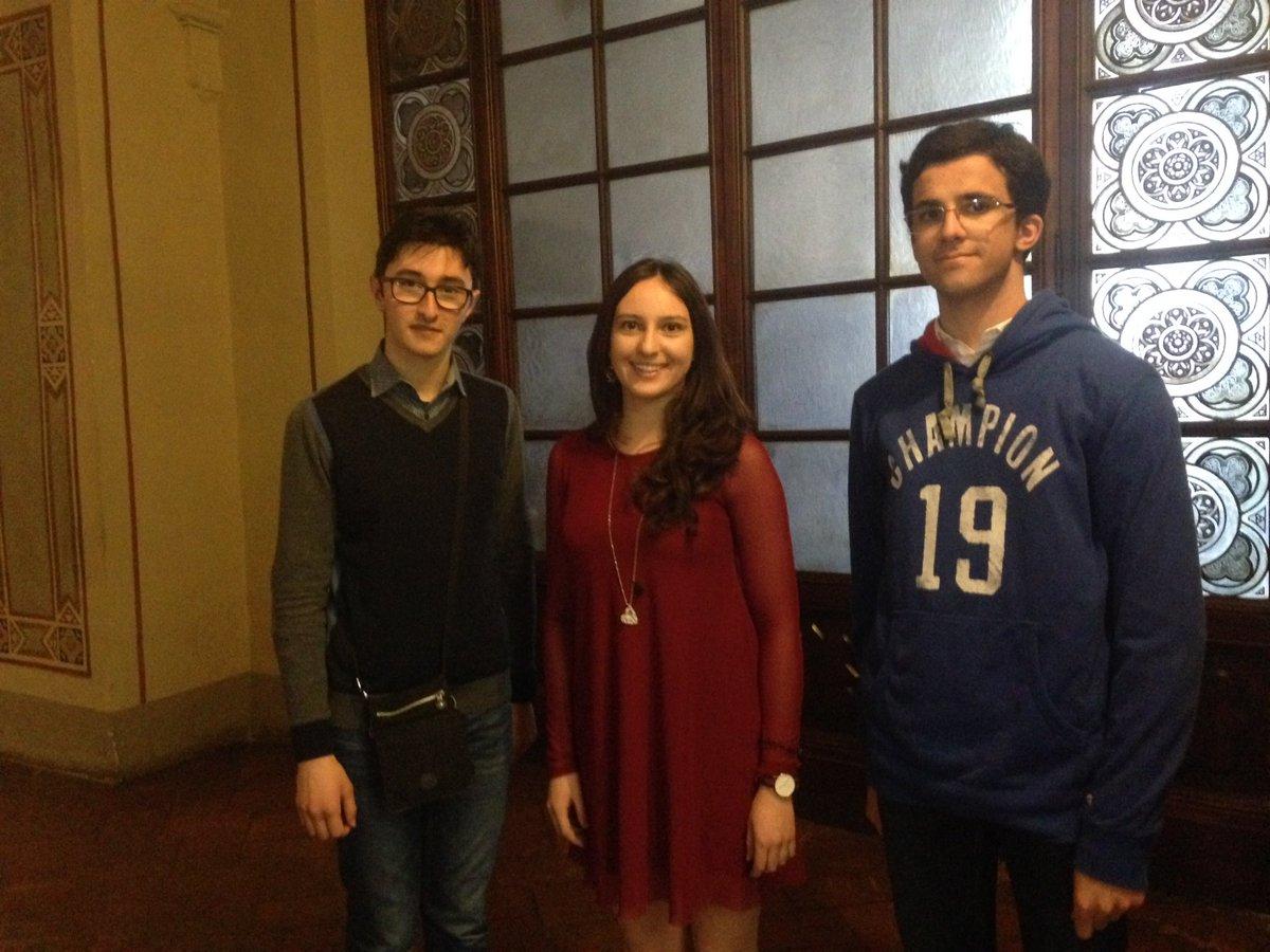 test Twitter Media - Simone, Anna e Davide premiati anche al Festival della Lingua italiana a Siena! https://t.co/swBABXgVn4