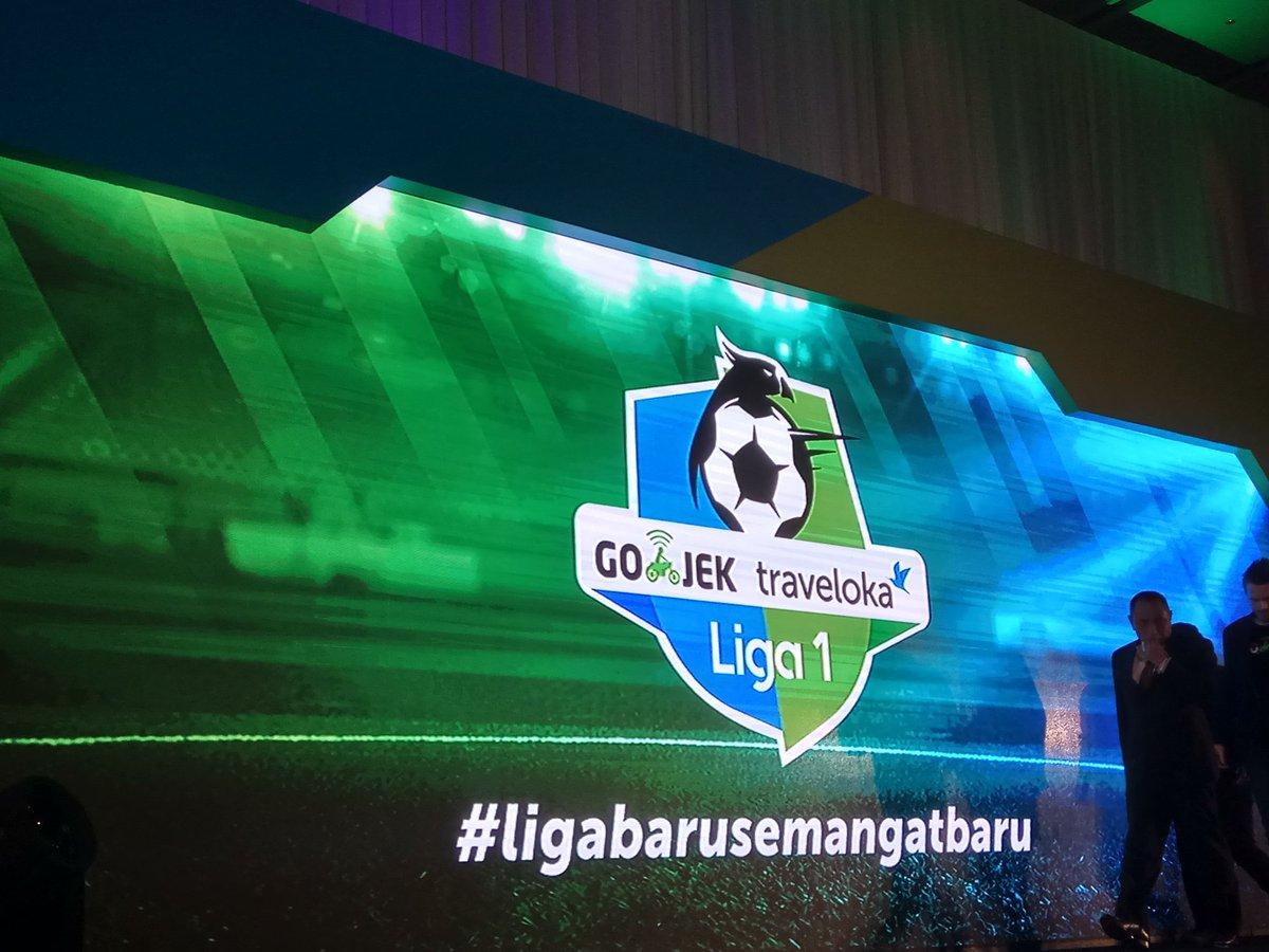 Diluncurkan, Ini Bola dan Logo Resmi Kompetisi Liga 1 Indonesia