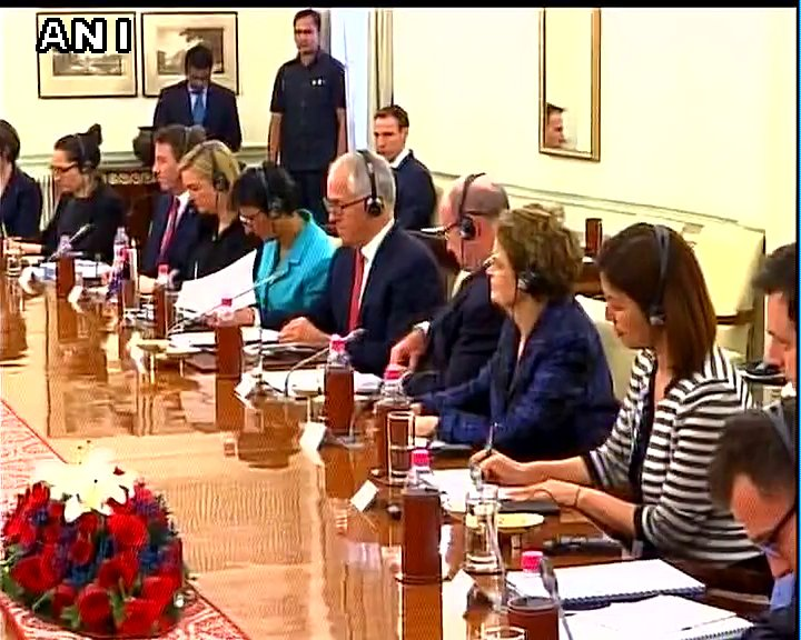 India-Australia delegation level talks being held in Delhi: news agency