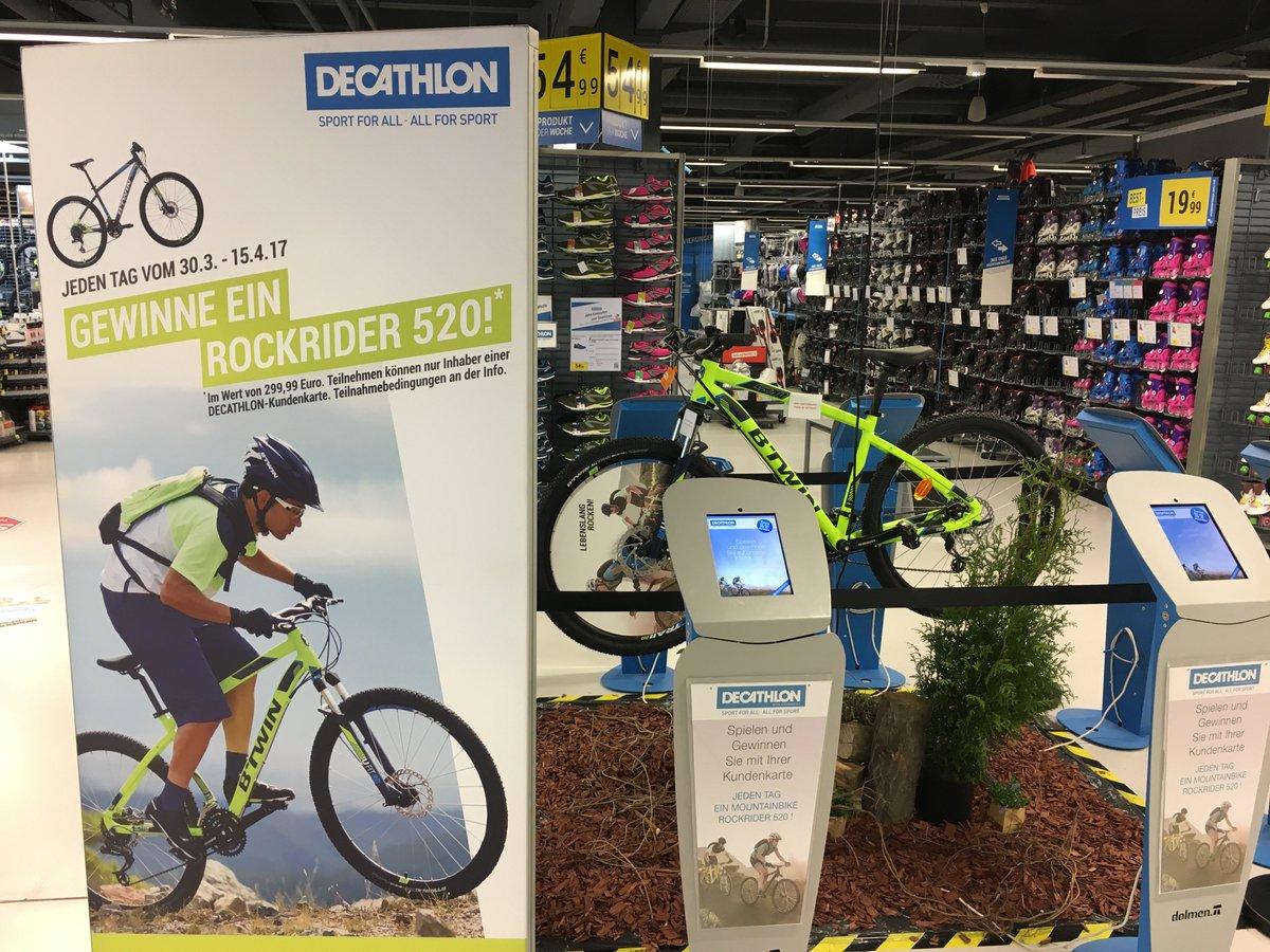 Decathlon Berlin On Twitter Jeden Tag Ein Fahrrad Gewinnen Bis