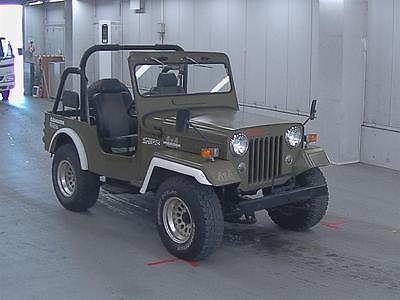 Uk Jeep Sales On Twitter Ebay Mitsubishi Jeep J53 Willys Diesel