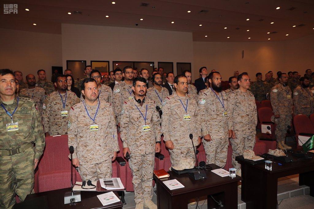 """""""ذئب الصحراء"""" تمرين عسكري تركي سعودي مشترك C9D2cqpXgAI7lS0"""