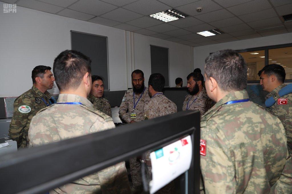 """""""ذئب الصحراء"""" تمرين عسكري تركي سعودي مشترك C9D2dIrXUAEYddK"""
