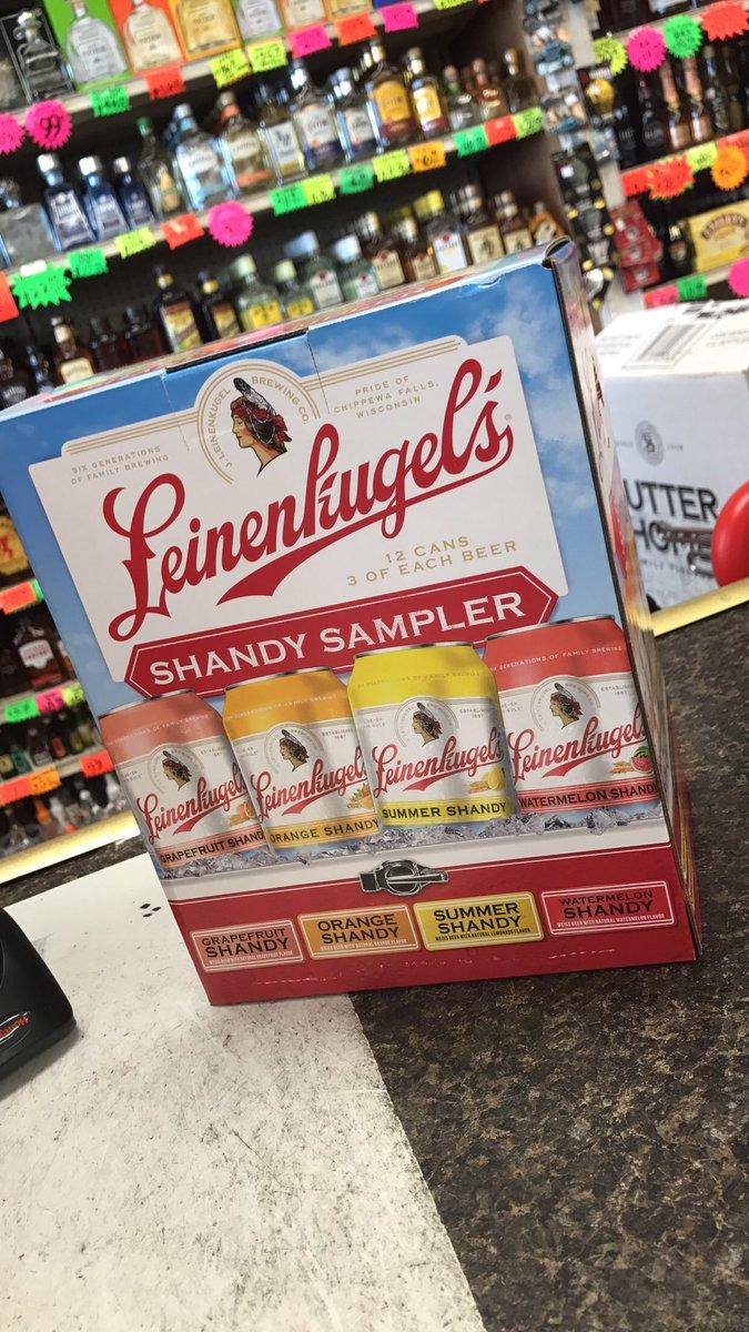 Where to buy leinenkugel s grapefruit shandy - 1 Reply 1 Retweet 4 Likes