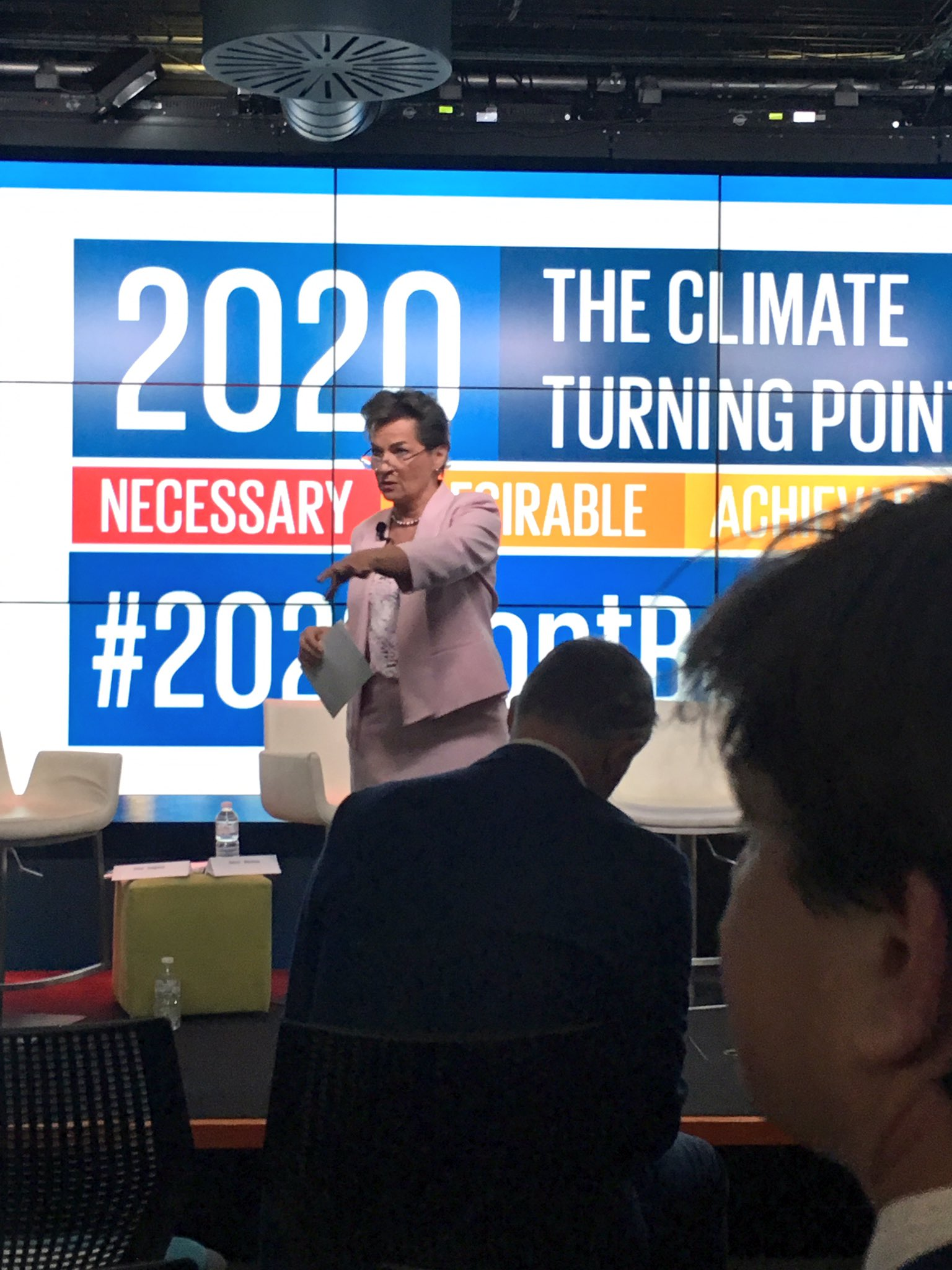 Watch the launch of #Mission2020 starting now: https://t.co/3J8GFnIb9D #2020dontbelate #ClimateAction https://t.co/BUJQwCOhpE