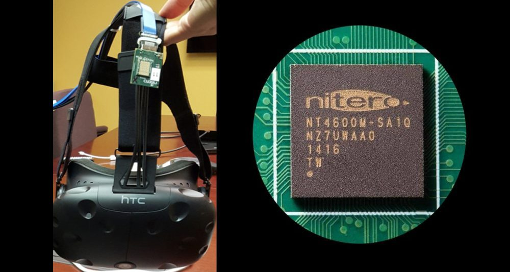 AMD Targets Wireless Desktop VR, Acquires Nitero