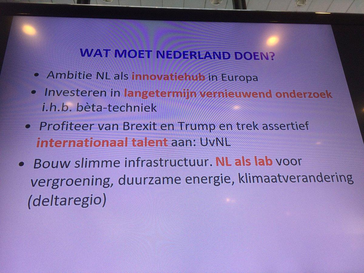 Dit moet Nederland doen volgens @Rhdijkgraaf #blikopNL https://t.co/td89LqT84a