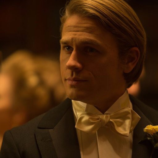 HAPPY BIRTHDAY to the amazing Charlie Hunnam!! He starred in Crimson Peak as Alan McMichael!