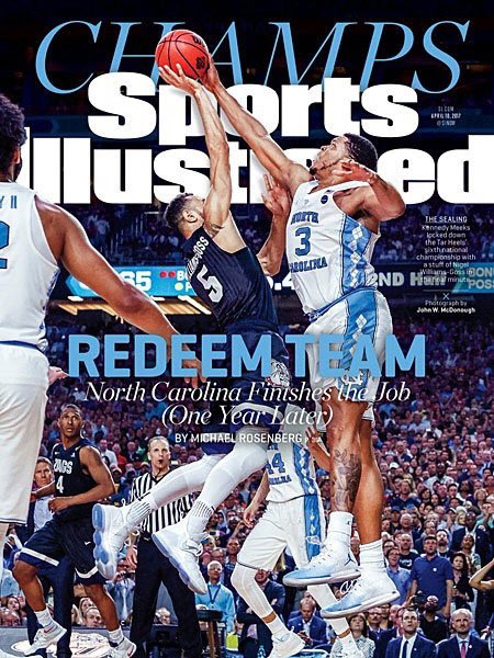 goheels nationalchampions ringszn nothingcouldbefiner rt unc_humor happy one week anniversary fampictwittercom40w7nbglgx