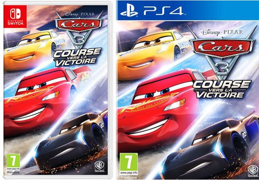 edition on twitter cars cars3 jeuxvideo disney pixar nintendoswitch xbox. Black Bedroom Furniture Sets. Home Design Ideas