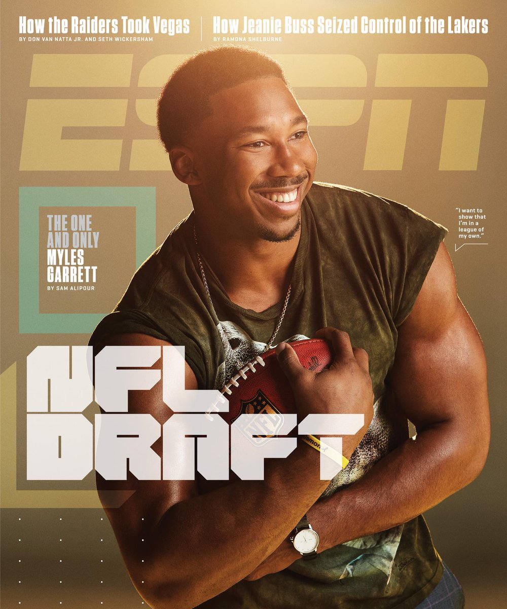 Espn On Twitter I Want To Show That Im In A League Of My