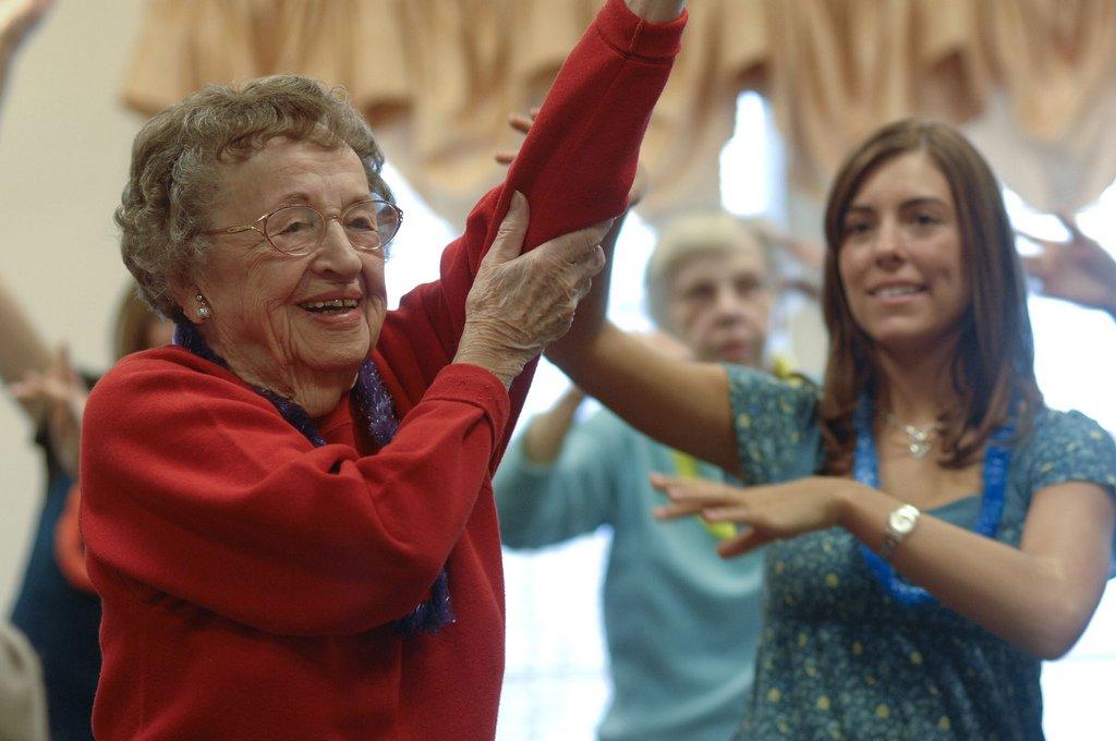 Sites for seniors