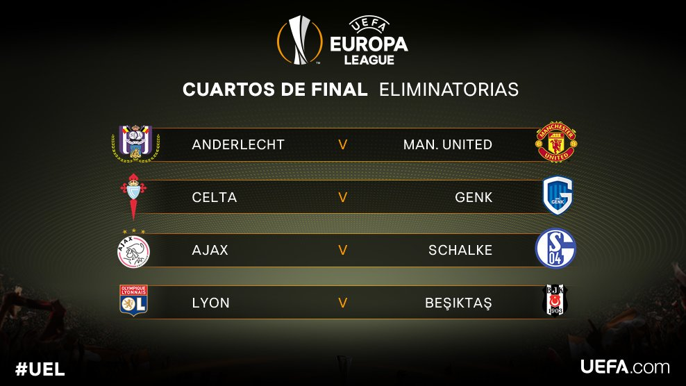 Partite Streaming: Anderlecht-Manchester United Lione-Besiktas, dove vederle con Diretta TV Video YouTube e Facebook