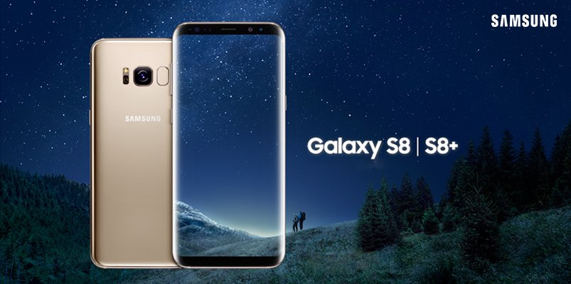 Samsung Galaxy Starts Offering Pre-Orders of S8, S8+ in Pakistan