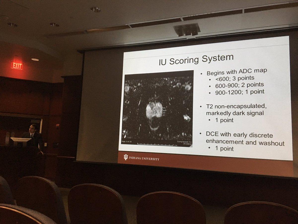 Body MRI Fellow Jordan Swenson reports