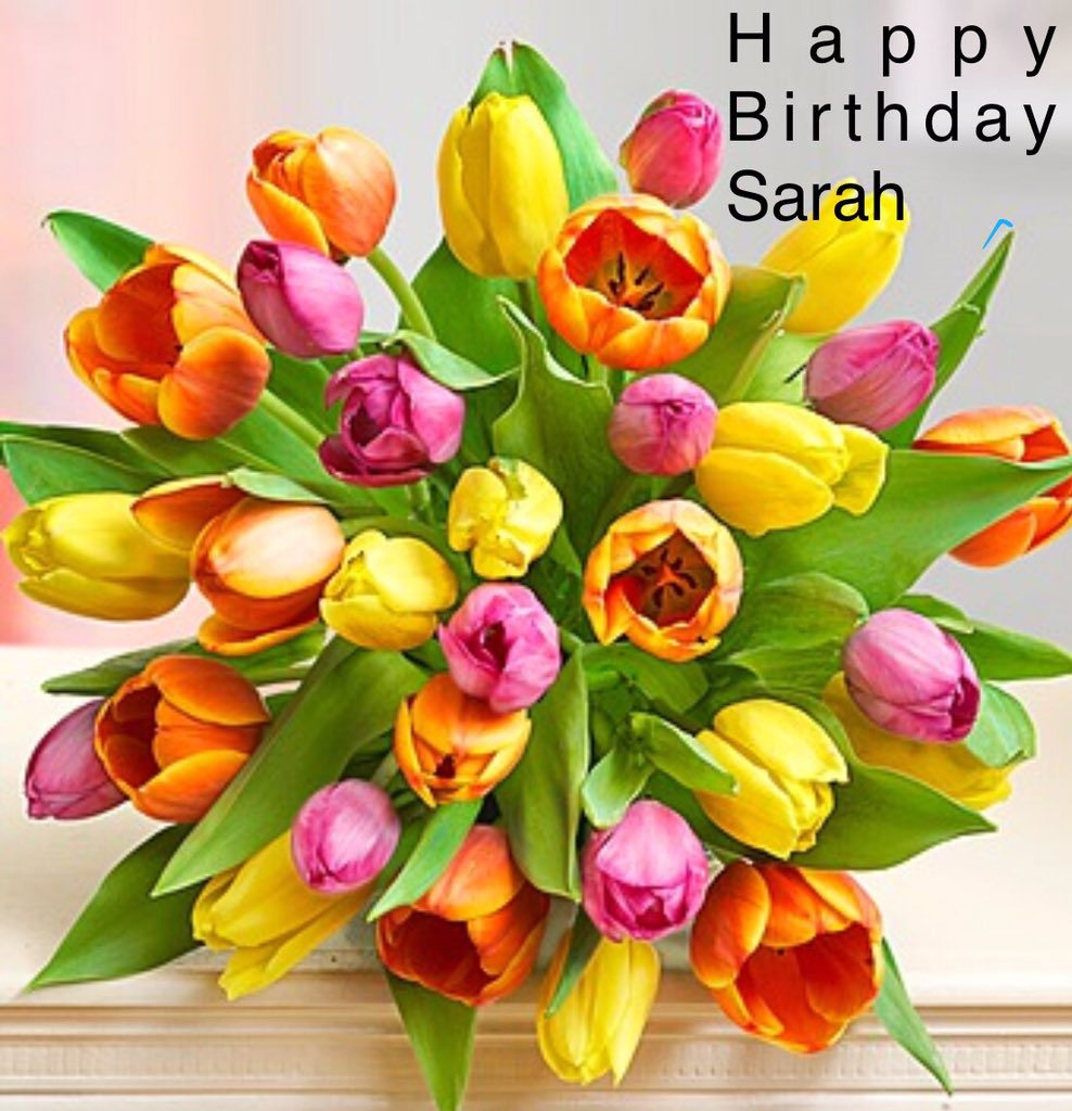 Sarah Dumont On Twitter Happy Birthday To Me Thank You For The