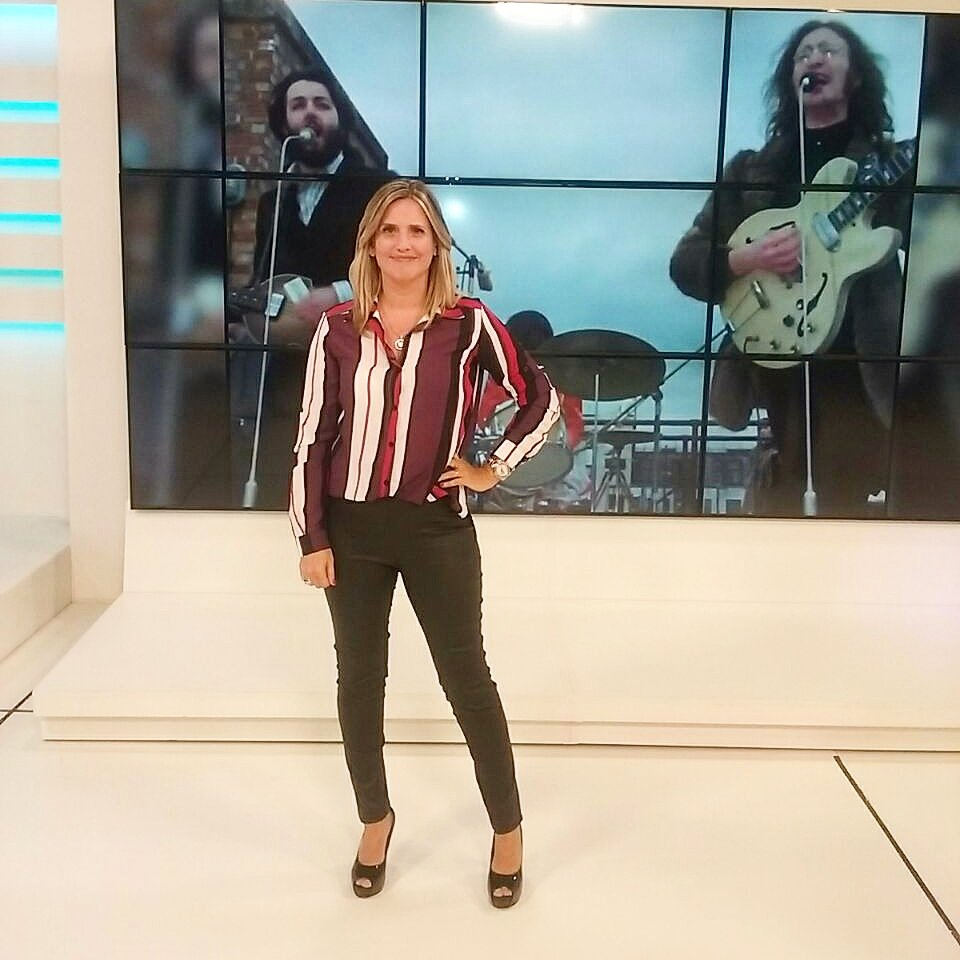 Luciana Trinchieri estaría embarazada!!!