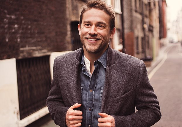 Happy Birthday, Charlie Hunnam!