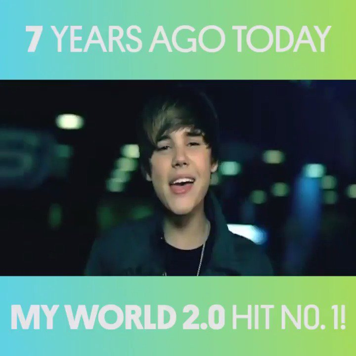 #OTD in 2010, @JustinBieber was No. 1! 🏆