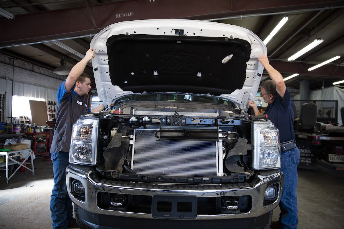 Tipton Ford Inc On Twitter We Repair A Wide Variety Of Brands And