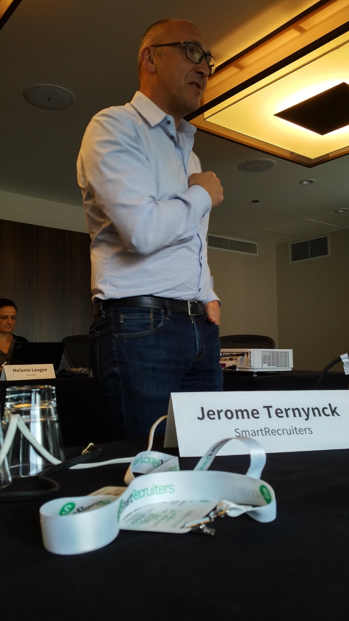 Next up -  @SmartRecruiters @jerometernynck on the Why? #hire17 https://t.co/E3JlDHRcos