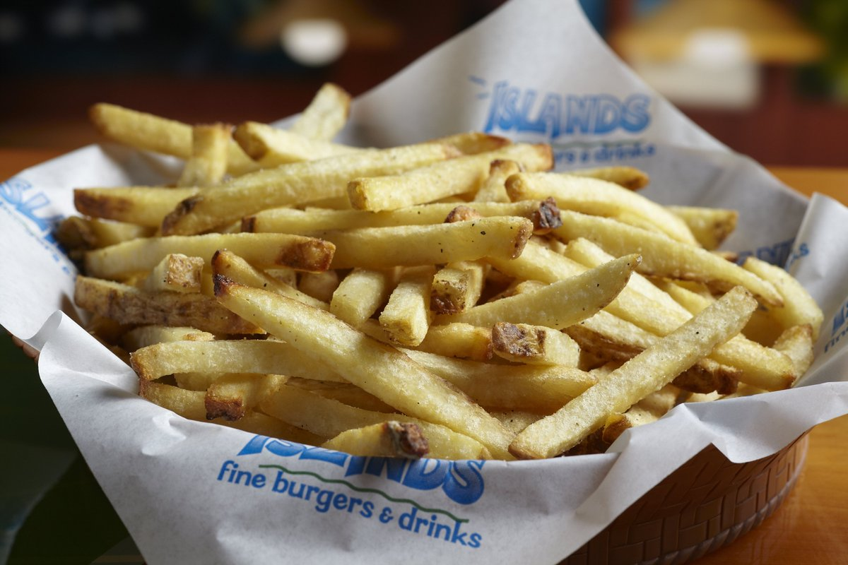 Islands Restaurants On Twitter Having One Turns Into Two Three Another Basket Please That S Why We Made Our Island Fries Endless
