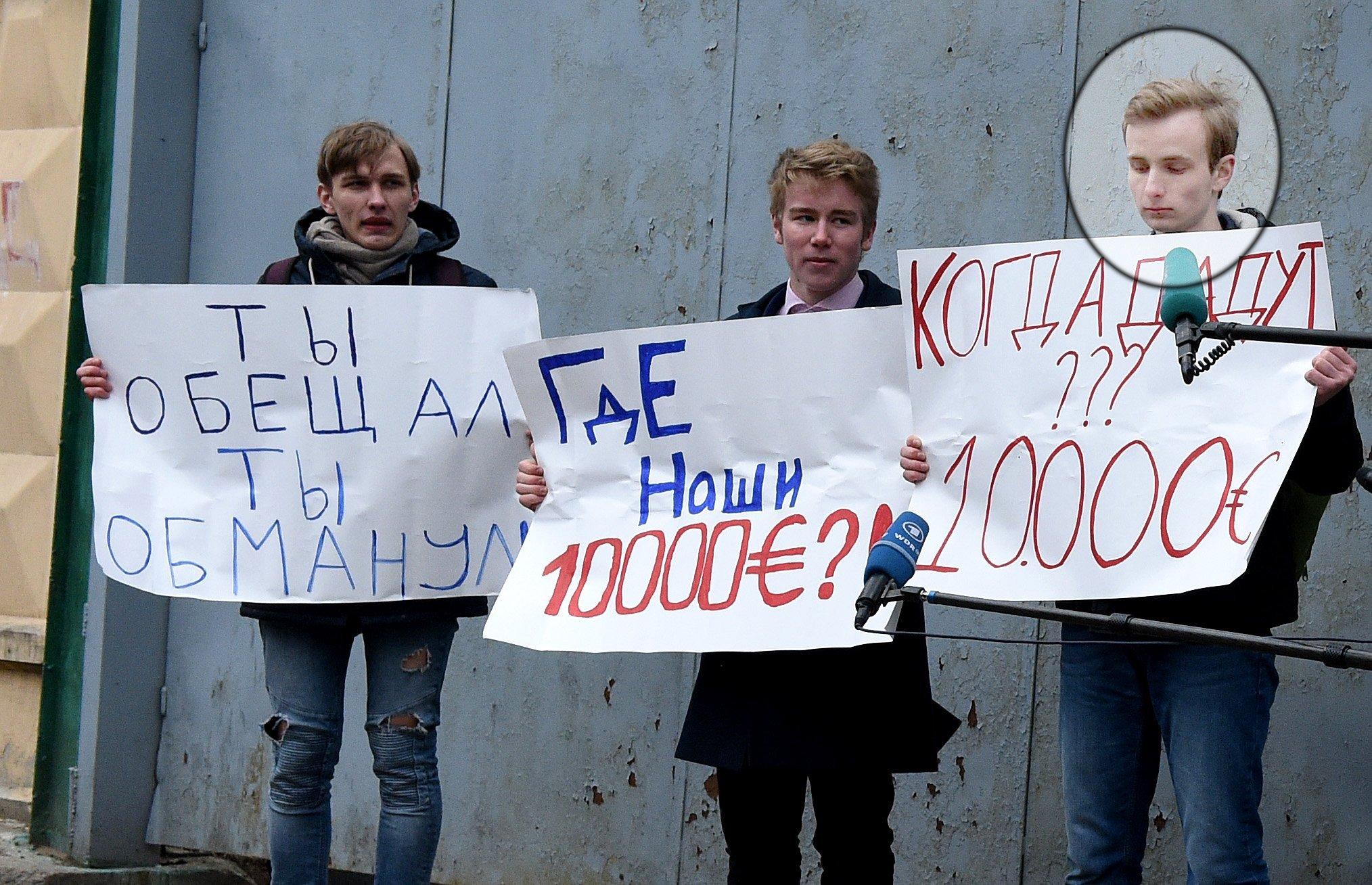 доказательство папарацци демотиватор навальный где деньги картинки