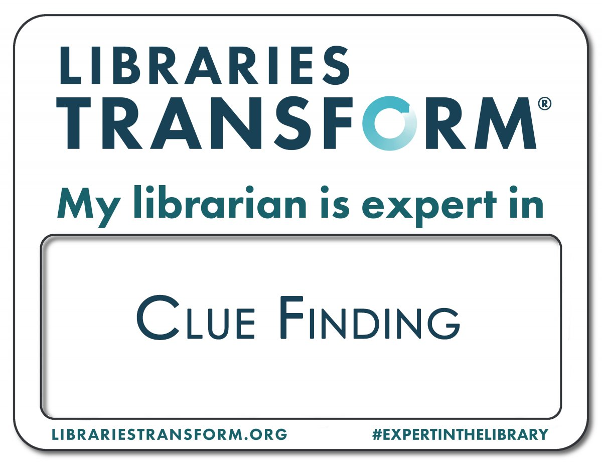Becky Maguire, Children's Librarian II @MundyBranchLib saved the day by tracking down a package. #LibrariesTransform #ExpertInTheLibrary https://t.co/o3vek6uYtG