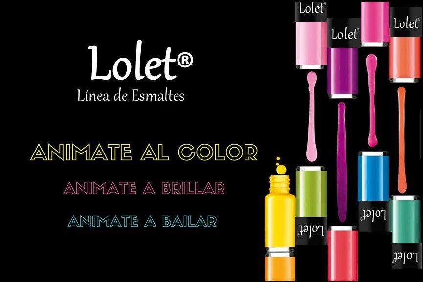 ANIMATE AL COLOR 💅🏻 ANIMATE A BRILLAR ✨ ANIMATE A BAILAR  💃🏼 @Loletargentina línea de esmaltes  #lolet #colores #brillo #uñas #nails