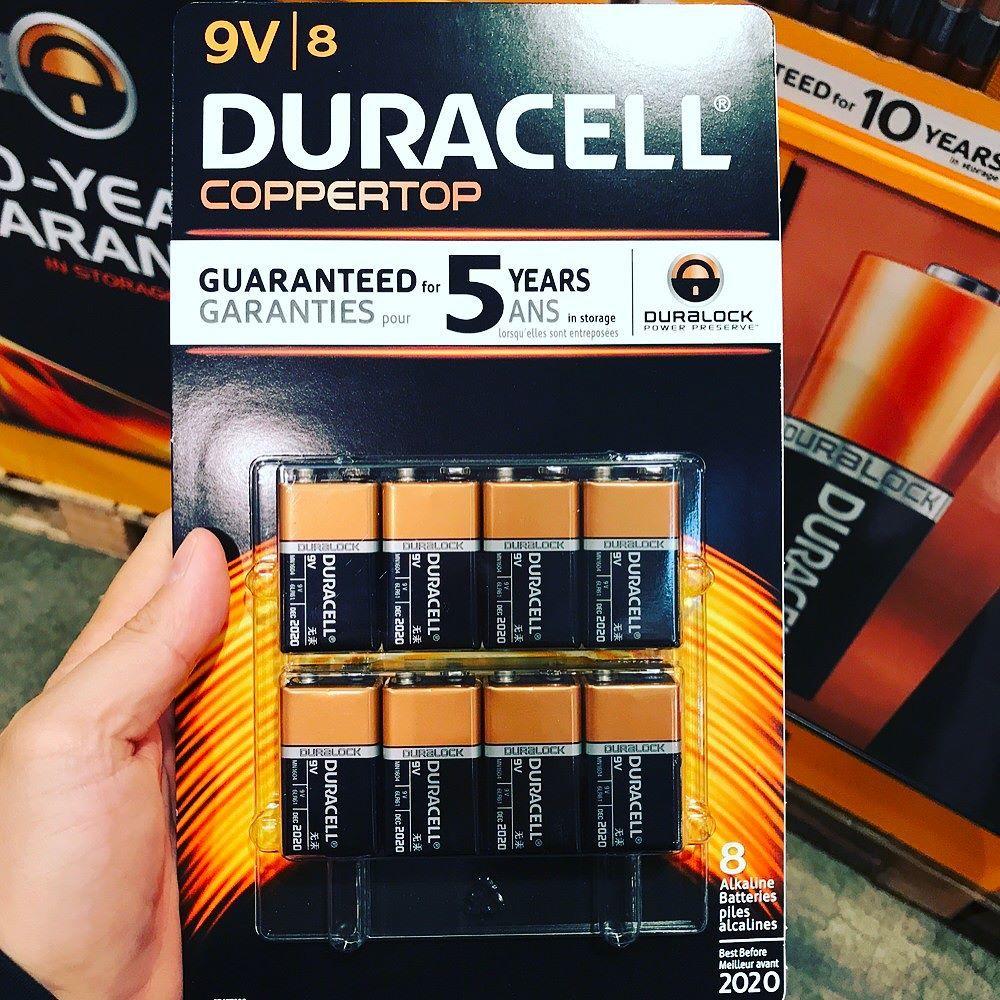 Costco c batteries