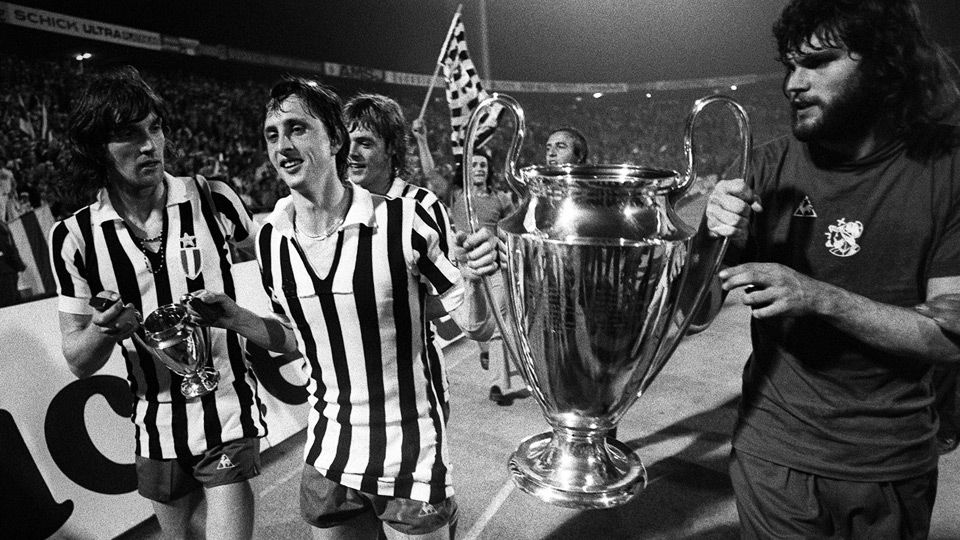 """Players Management on Twitter: """"Ajax-Juventus,1973. European Cup ..."""
