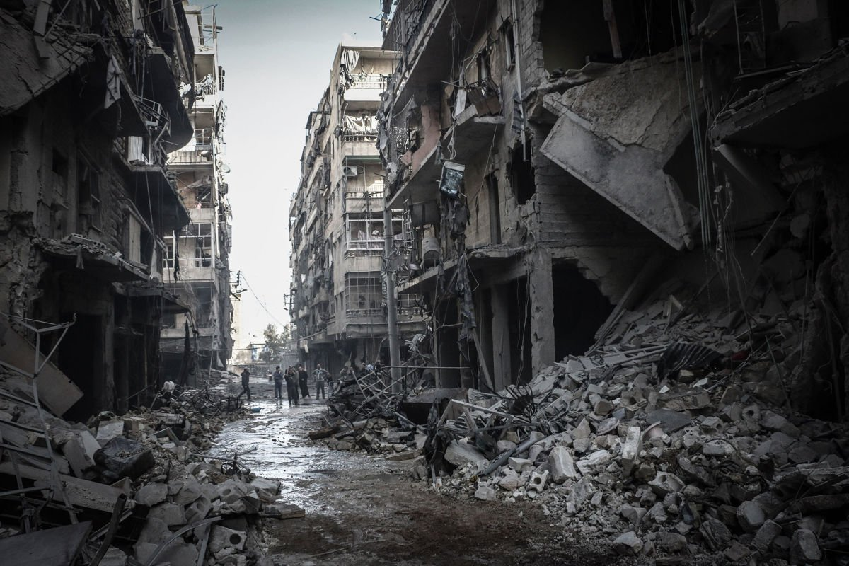 In 5 Human Stories, the True Horror of Assad's Reign opportunitylives.com/in-5-human-sto…